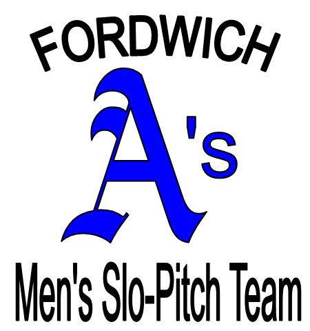 Fordwich A's Men's Slo-Pitch Team